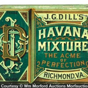 Dill's Havana Mixture Tobacco Tin
