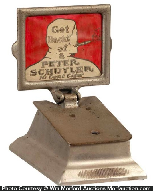 Peter Schuyler Cigar Cutter