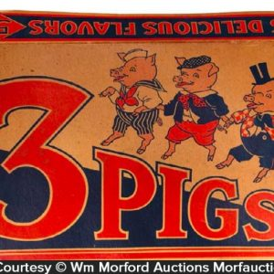3 Pigs Candy Box