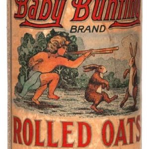 Baby Bunting Oats Box