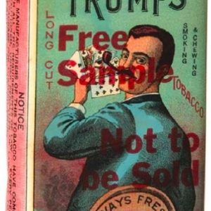 Trumps Tobacco Sample Pack