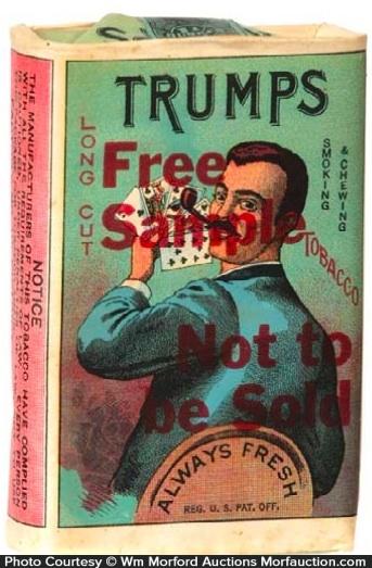 Trumps Tobacco Sample Pack