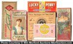 Vintage Gum Boxes