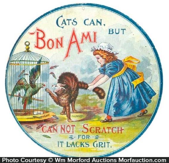 Bon Ami Sign
