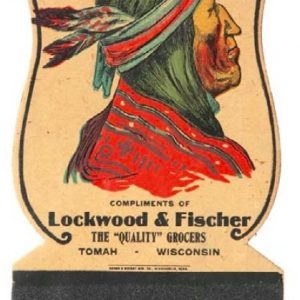 Lockwood & Fisher Match Scratcher