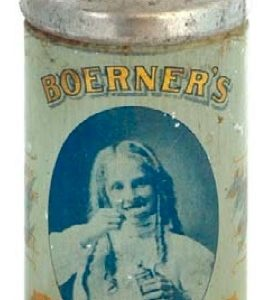 Odontine Tooth Powder Tin