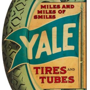 Yale Tires Sign