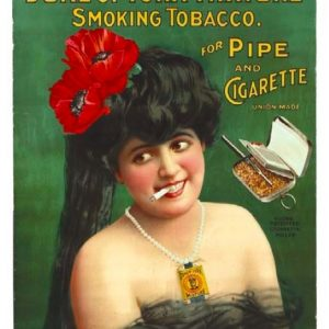 Duke Of York Tobacco Sign