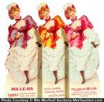 Ma-Le-Na Skin Cures Sign