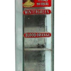 Mansfield's Pepsin Gum Display Case