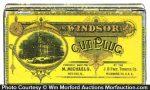 Windsor Tobacco Tin