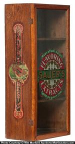 Sauer's Extracts Case