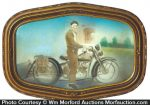 Vintage Motorcycle Picture