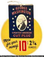Washington Tobacco Sign