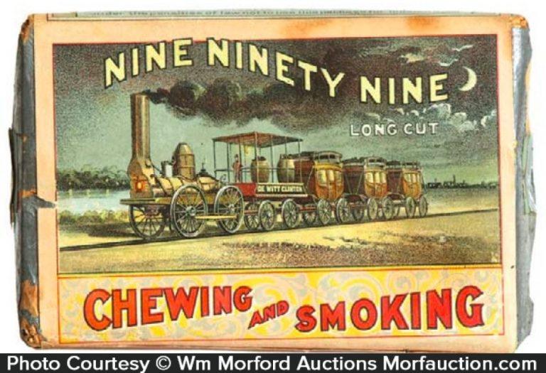 Nine Ninety Nine Tobacco Pack
