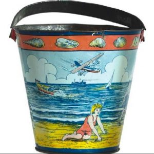 Sea Side Sand Pail