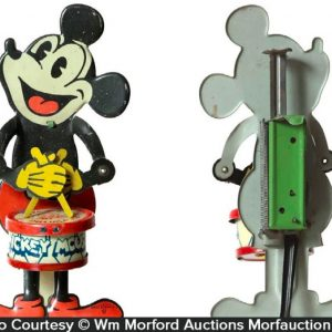 Mickey Mouse Jazz Drummer Toy