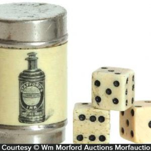 Stafford's Ink Dice Holder