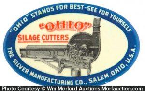 Ohio Silage Cutter Mirror