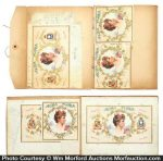 Alba Flora Cigar Label Booklet