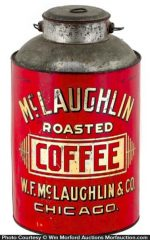 Mclaughlin Coffee Pail