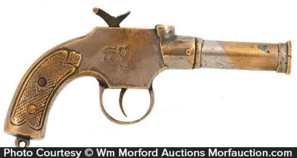 Mechanical Gun Cigar Punch