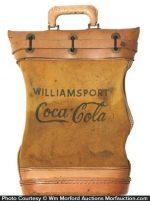 Coca-Cola Money Bag
