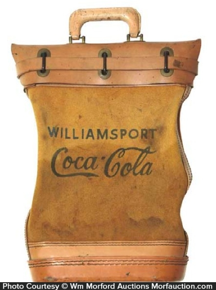 Coca-Cola Money Bag
