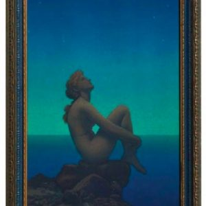 Maxfield Parrish Stars Art Print