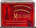 Bartholdi Mixture Tobacco Tin