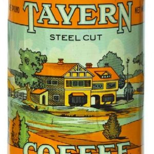 Tavern Coffee Can