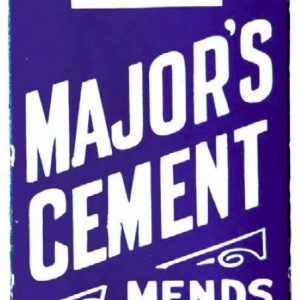 Major's Cement Door Push