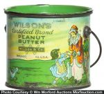 Wilson's Peanut Butter Pail