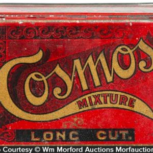 Cosmos Tobacco Tin