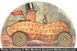 Planters Peanut Car Fan