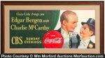 Coca-Cola Cbs Sign