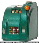 Jiffy Gum Vendor Cigarettes Slot Machine