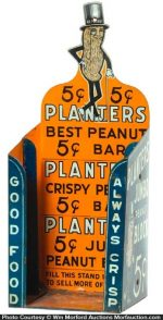 Planters Display Stand