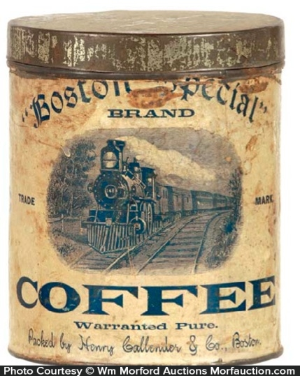 Boston Special Coffee Can
