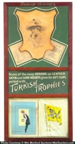 Turkish Trophies Sign