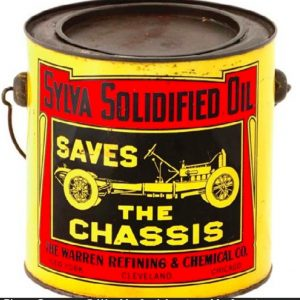 Sylva Solidified Oil Pail