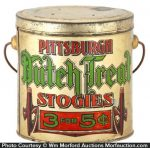 Dutch Treat Stogies Pail