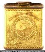 Hazard Gunpowder Sample Tin