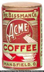 Acme Coffee Sample Box