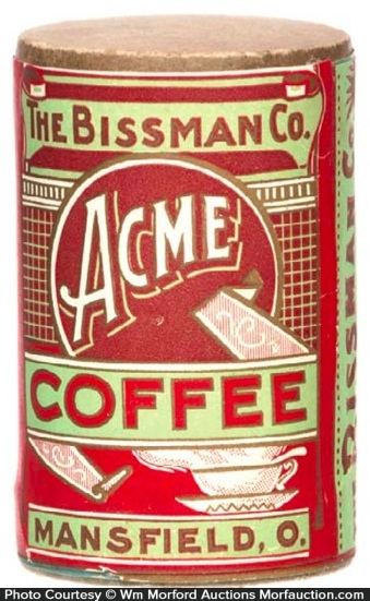 Acme Coffee Sample Box