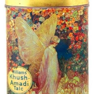 Williams Kush-Amadi Talc Tin