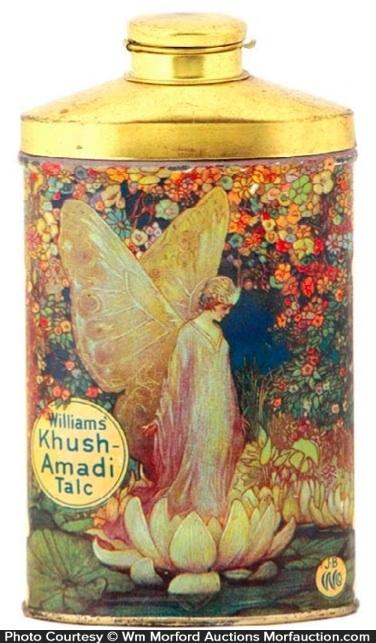 Williams Kush-Amadi Talc Tin