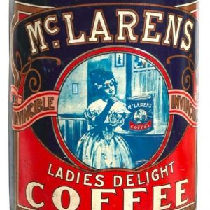 Mclarens Ladies Delight Coffee Can