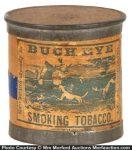 Buck Eye Tobacco Can