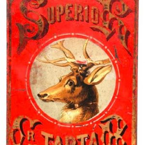 Superior Tartar Store Tin